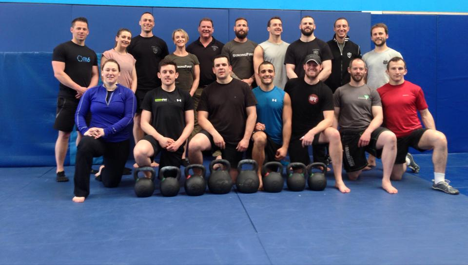 StrongFirst Level 2 Kettlebell Instructor
